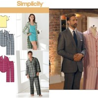 GBSB Series 2 Episode 2 - Lynda's Men's Pyjamas Sewing Pattern