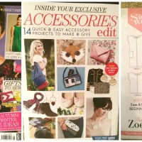 New! Issue 1 of Sew Now Magazine