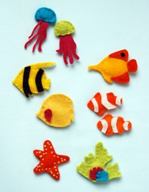 Purl Soho - Magnetic Fishes - SewSimple.de