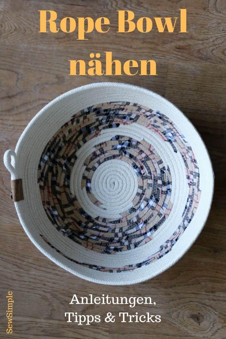 Näh-Ideen für dein Zuhause