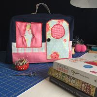 How to sew a sewing machine cover