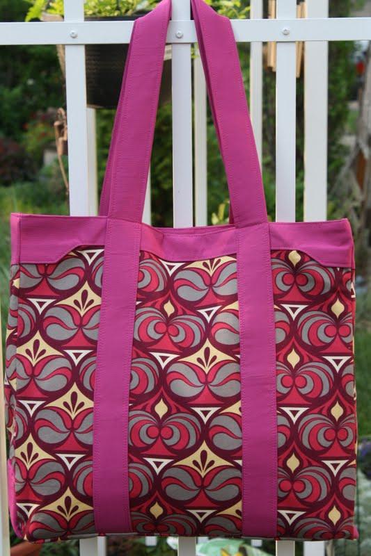 Tutorial Naughty Secretary Bag Sew Sweetness