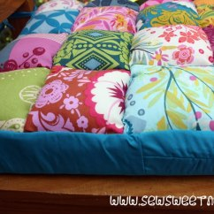 Sewing Patterns For Chair Cushions Luxury Dining Room Covers Tutorial Junk In The Trunk Sew Sweetness Our Table Comfort Meets Quilting Seriously Who Would Not Want To Sit Down Dinner After A Long Day And Let Their