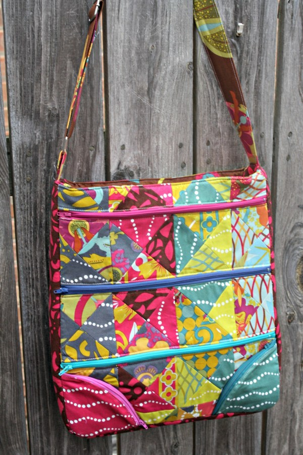 Dot Dash Bag - Sew Sweetness