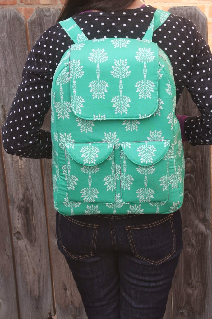 Edelweiss Backpack Sew Sweetness