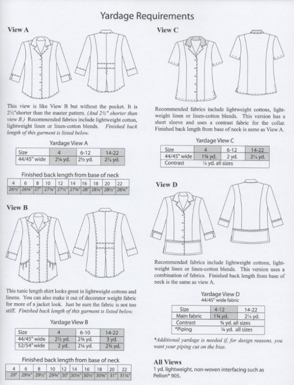 Camp Shirt Pattern : shirt, pattern, Assignment:, Shirt, Sweetness