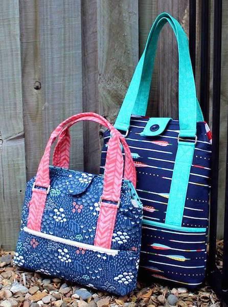 Purse Palooza Pattern Giveaway Two Pretty Poppets