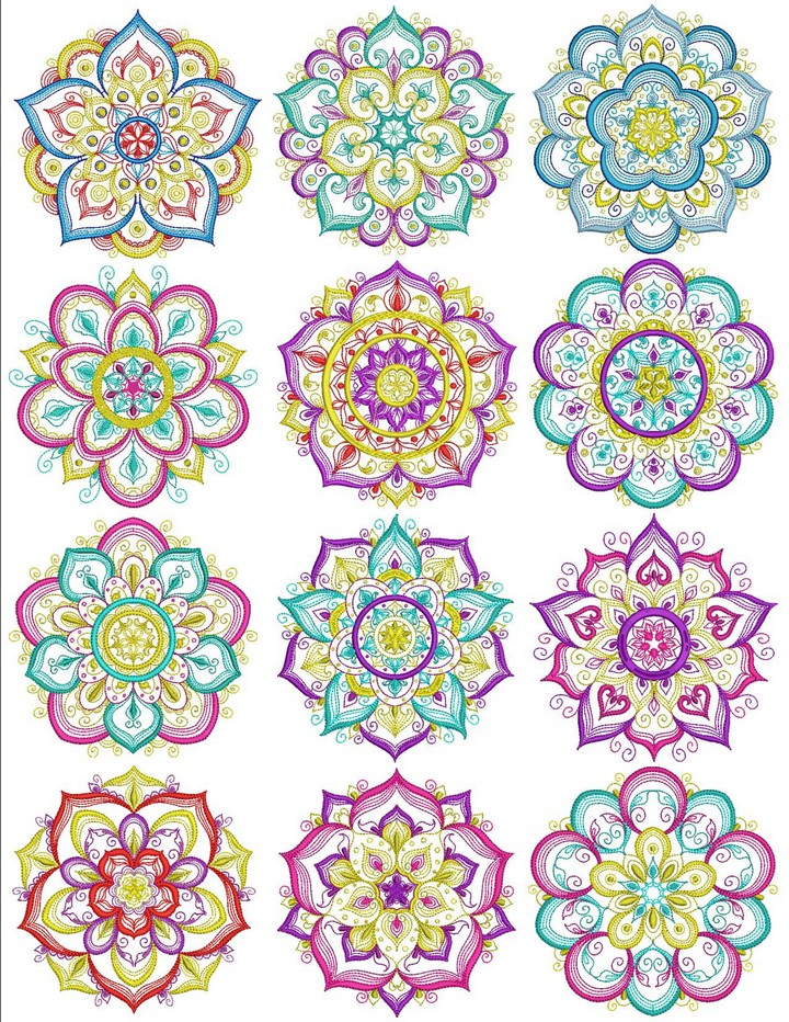 Machine Embroidery Designs Kitchen Towels