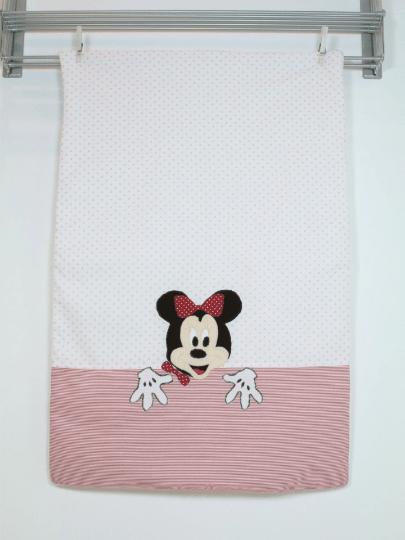 Babydecke Minnie Mouse
