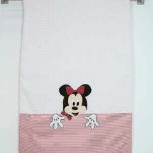 Babydecke Minnie Mouse