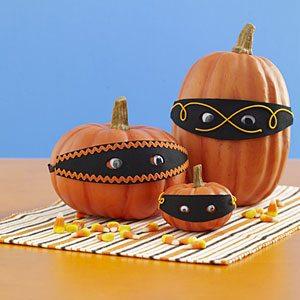 Halloween Pumpkin Bandits