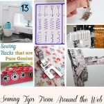Sewing Tips from Around the Web