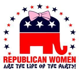 Republican Women, No, I am not a Democrat
