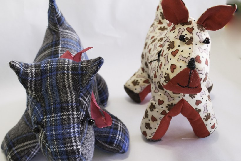 Colorful Canines, Making Cats and Dogs