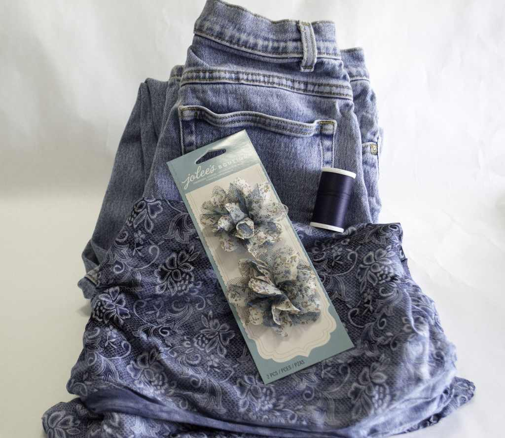 What you will need Jeans Skirt, create new looks from old jeans