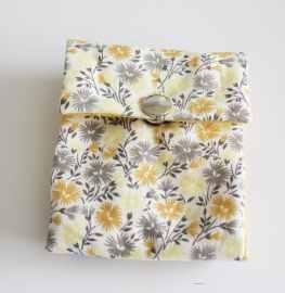 Folded Jewelry Wallet, Sew Crafty Travel