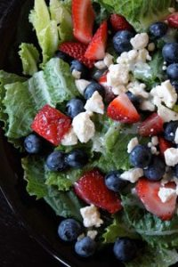 4th-of-July-Salad-200x300 July 4th Party Fun