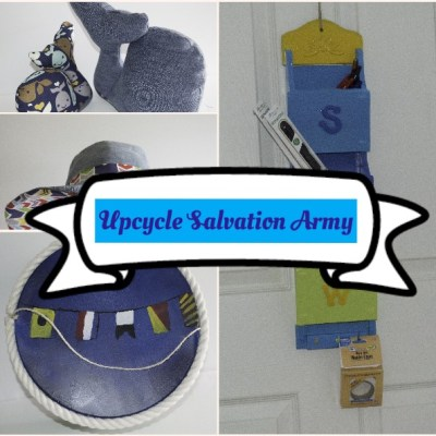 Upcycling Salvation Army