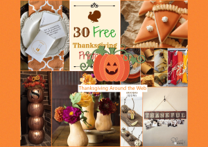 Thanksgiving Around the Web