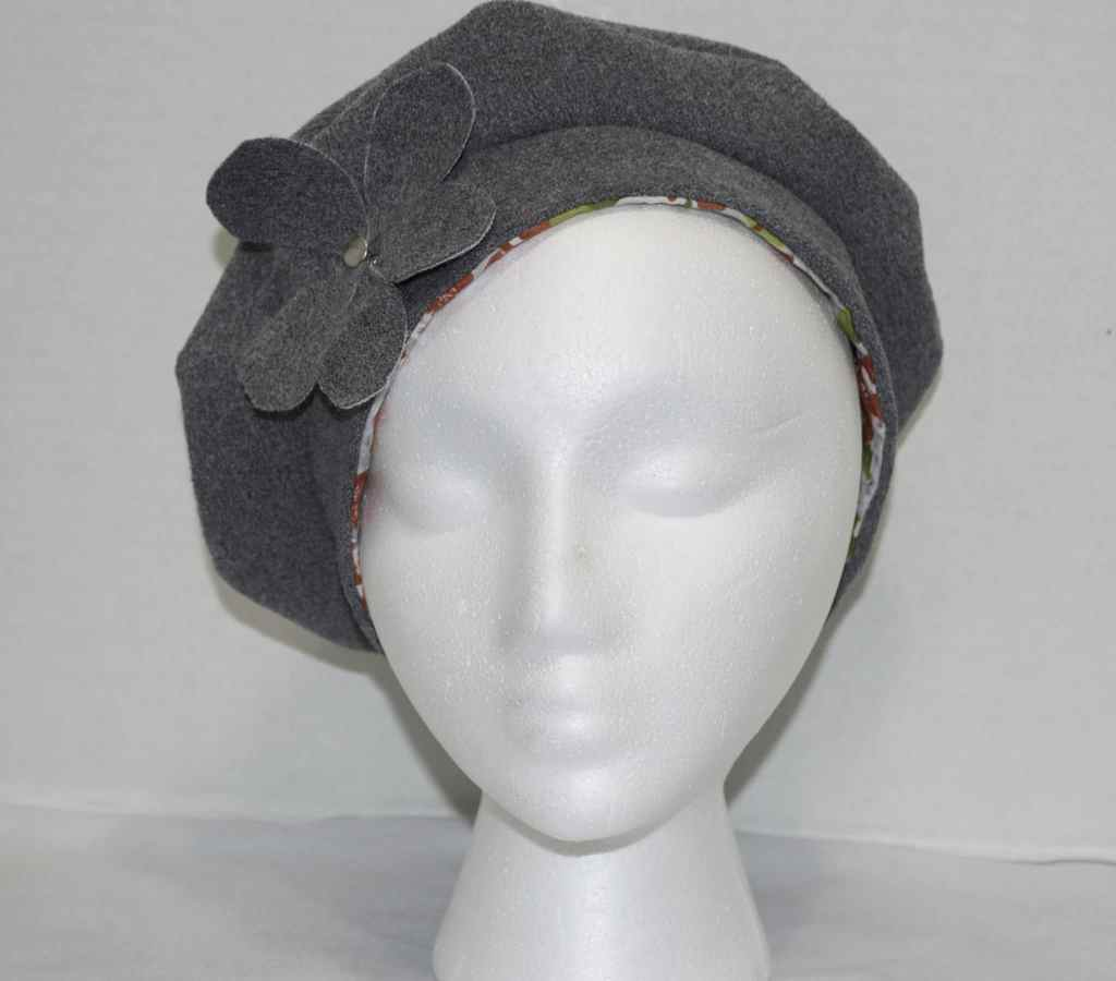 Easy Winter Beret