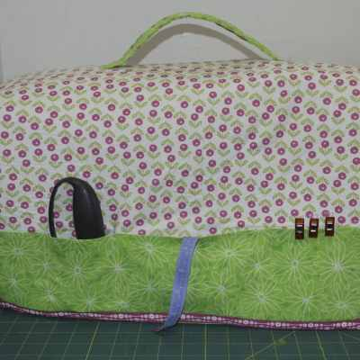 Easy Padded Sewing Machine Cover