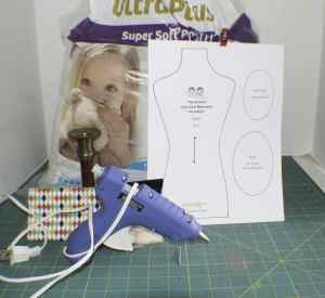 What-You-will-Need-Mannequin-Pin-Cushions-300x275 DIY Mannequin Pin Cushion