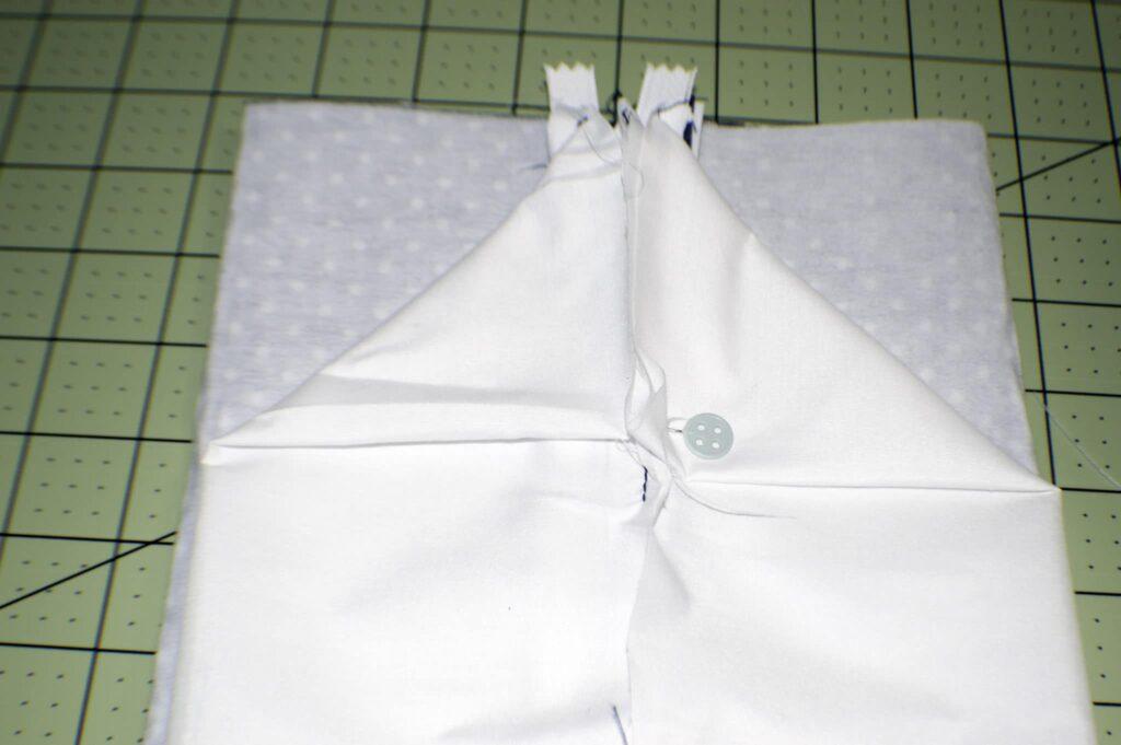 Boxy Zippered Pouch