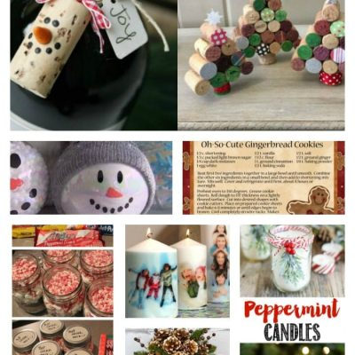 48 Christmas Crafts from around the Web