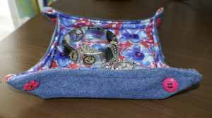 Sew-on-the-Buttons-and-fill-300x168 Quick and Easy Fabric Trays