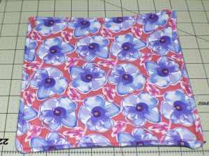 Top-Stitch-all-the-way-Around-300x225 Quick and Easy Fabric Trays