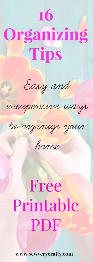 Organizing-Tips-2-366x1024 16 Organizing Tips