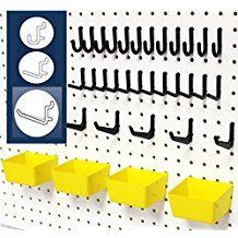 Peg-Board-1 16 Organizing Tips