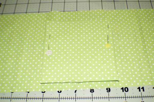 Add-the-Pockets-300x200 Pleated Clutch Handbag Tutorial