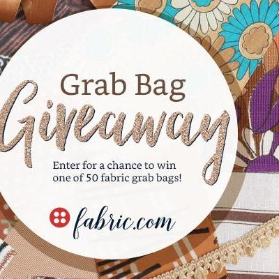 Free Fabric.Com Giveaway