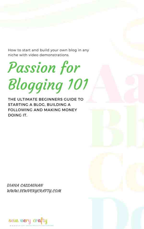 Passion for Blogging 101: Learn to Blog for Fun and Profit