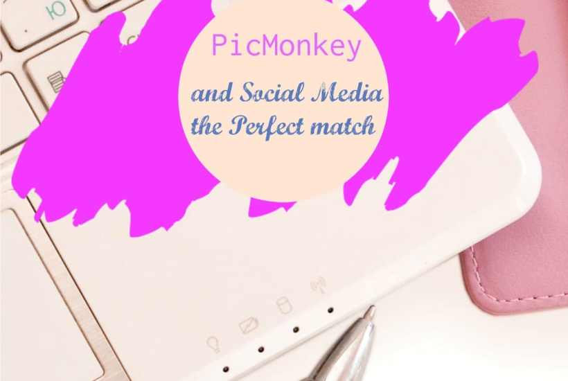 PicMonkey and social media the perfect match