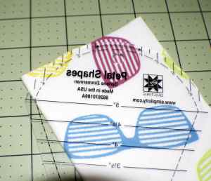 Round-the-top-Edges-of-Both-Pieces-of-Fabric-300x258 How to Make an Easy DIY Glasses Case
