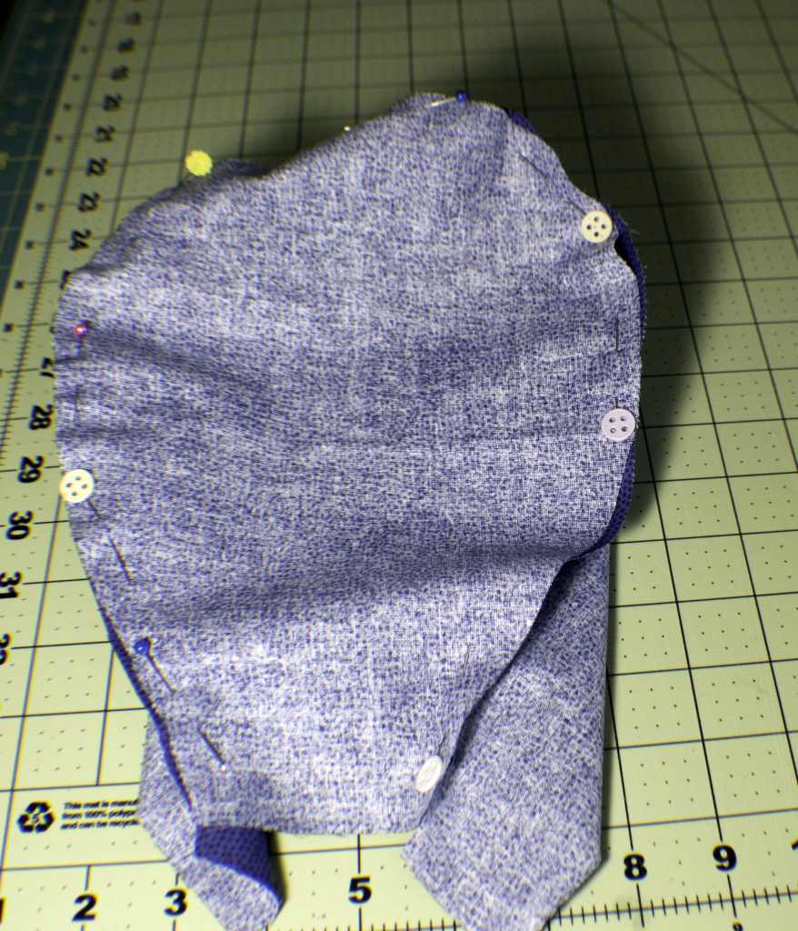 How to make a reversible Chemo Cap