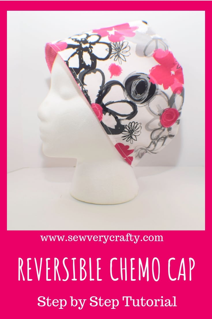 cancer cap sewing pattern