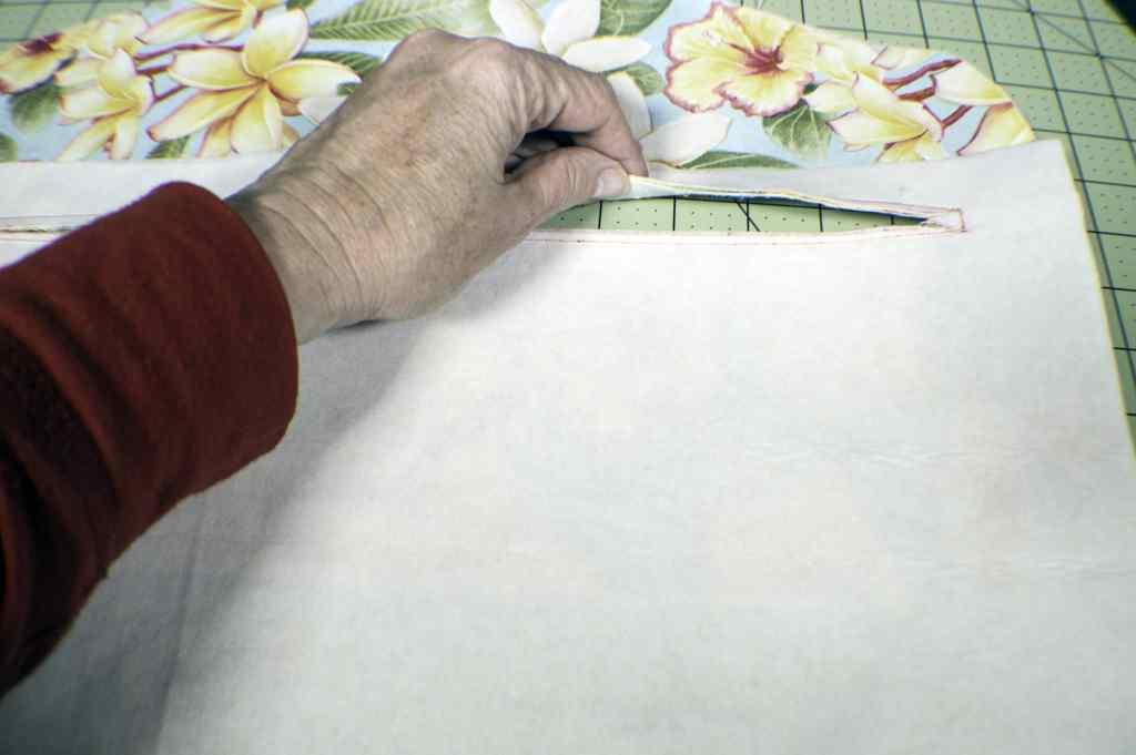 Cut-the-slit-1-1024x681 How to Make a Fabric Closet Safe