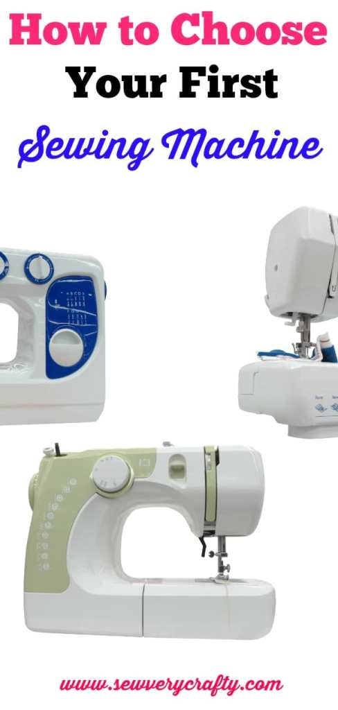Learn To Sew How To Choose Your First Sewing Machine Sew Very Crafty Amazing How To Learn To Sew On A Sewing Machine