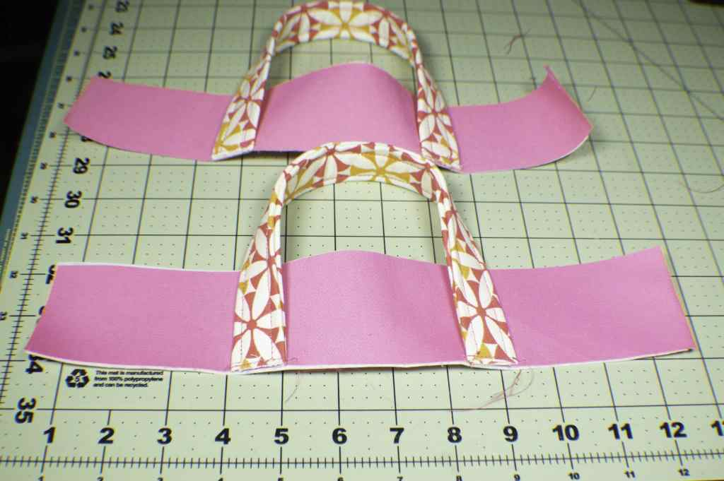 How to make a pretty little lunch bag