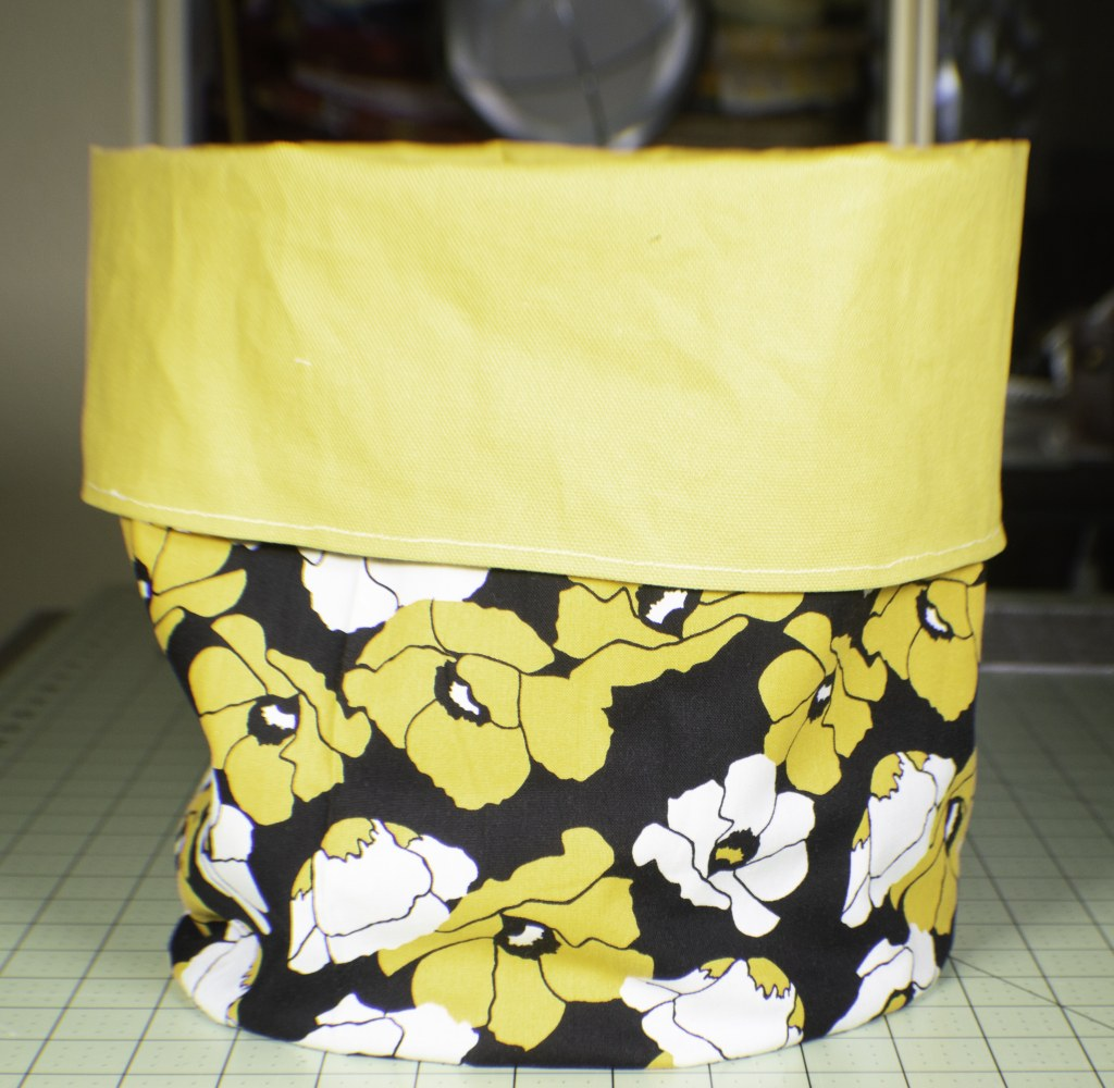 How to make a plant pot cover
