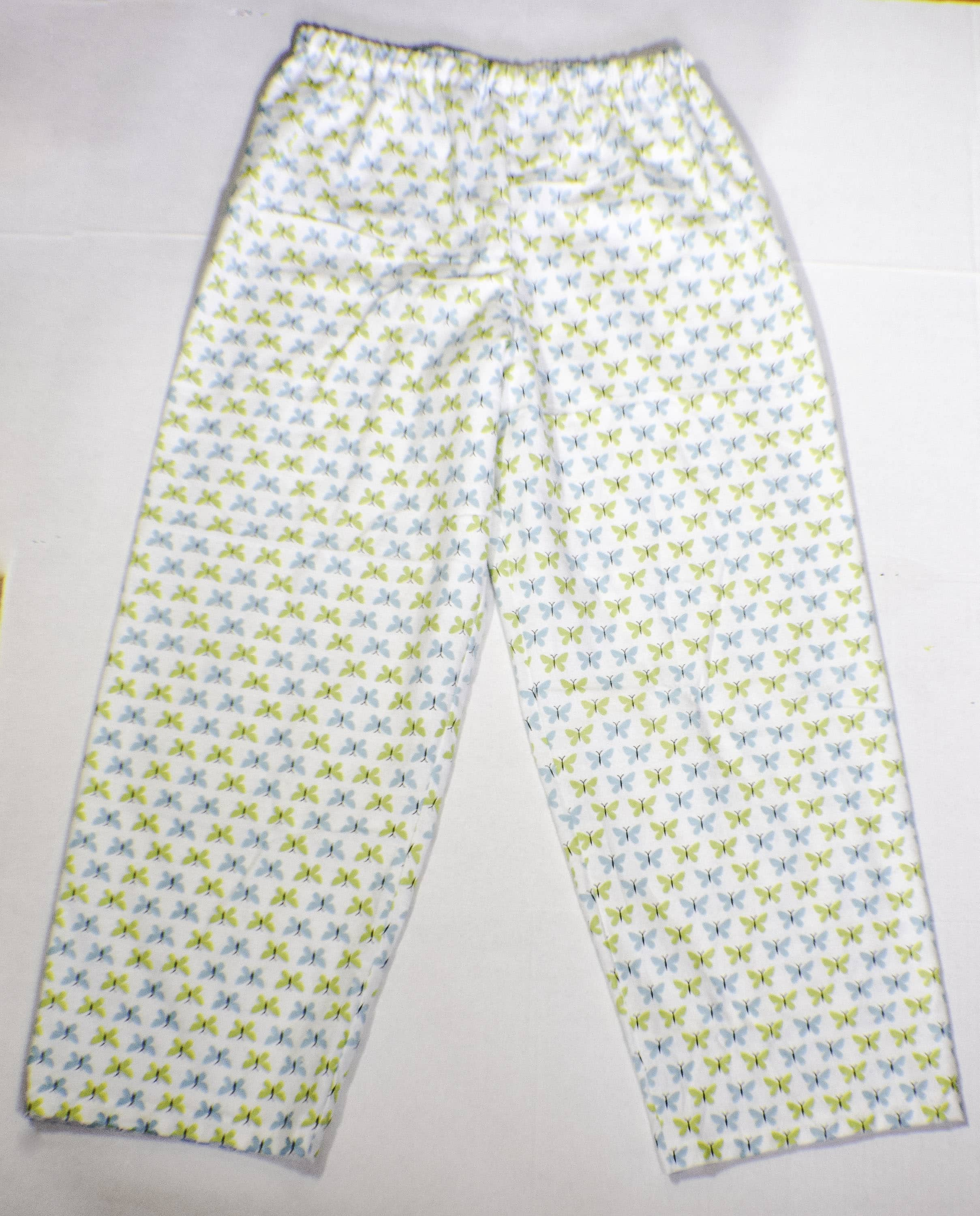 photo relating to Printable Pajama Pants Pattern identified as Create Pajama Bottoms Devoid of a Habit - Sew Unbelievably Cunning