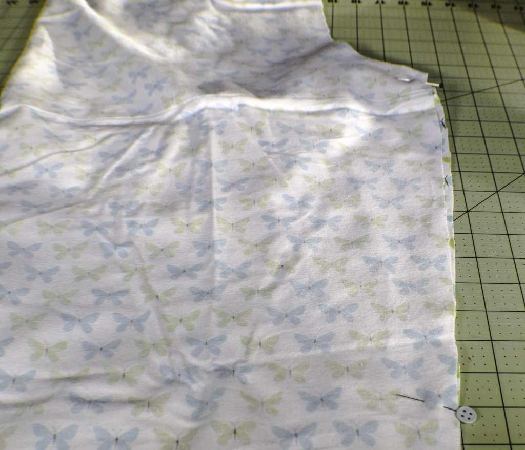 Make Pajama Bottoms without a pattern
