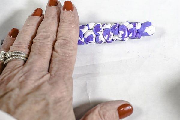 Simple DIY Marbled Pen Tutoria