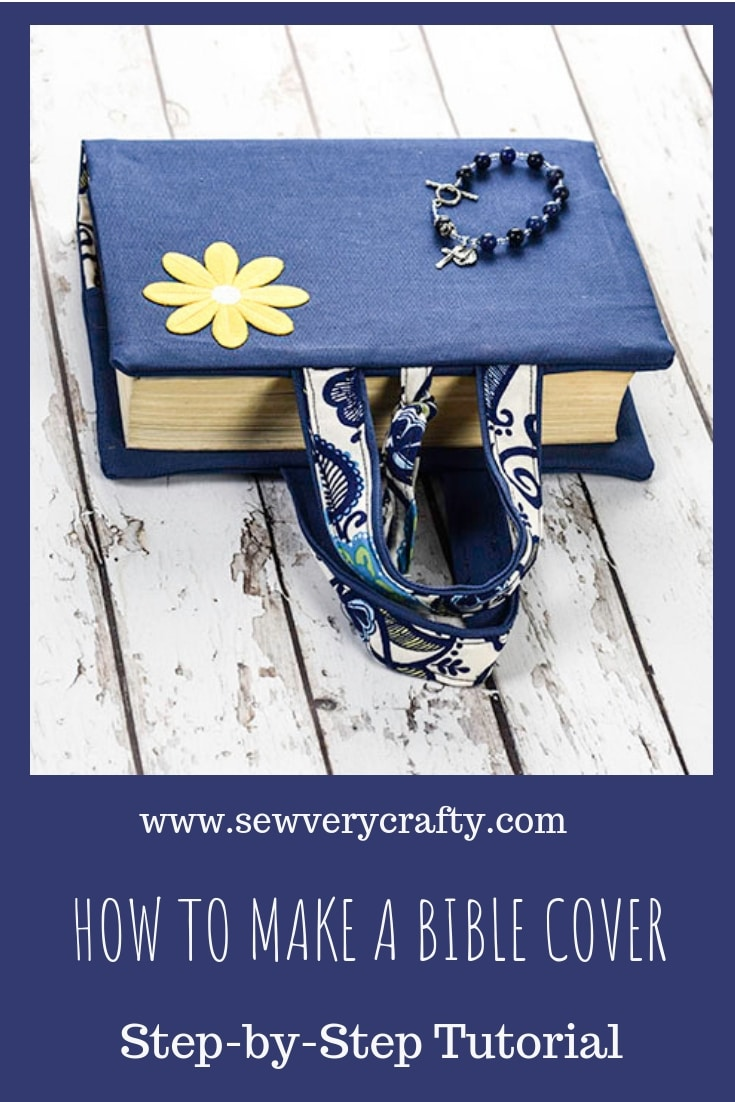 How to make a bible cover
