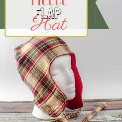 How to Make a Fleece Flap Hat