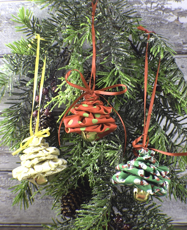 How to Make yo you Christmas tree ornaments
