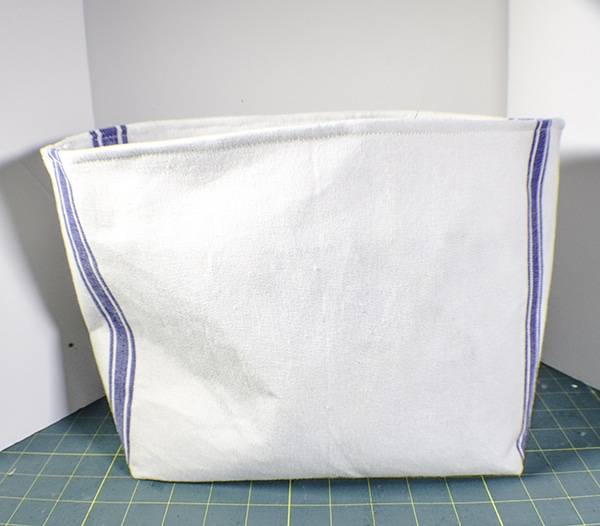 How to make a dishcloth purse